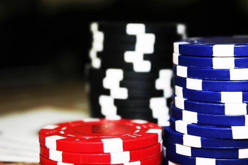 Chips, Gambling, Casino, Win, Game, Luck, Risk, Bet