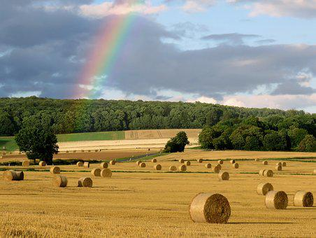 Rainbow, Weather, Mood, Sky, Natural Spectacle