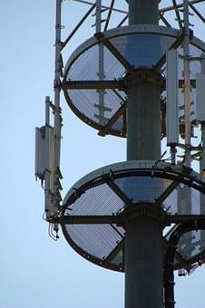 Telecommunication Tower, Tower, Gsm Relay, Gsm, Relay
