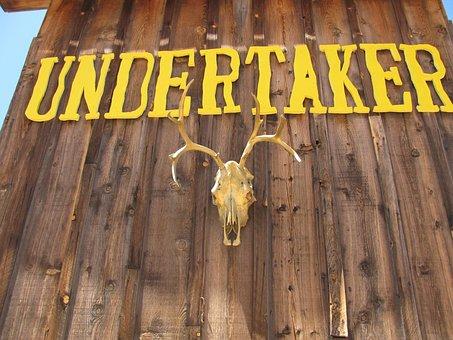 Undertaker, Old West, Ghost Town, Utah
