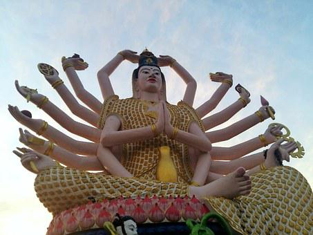 Thailand, Buddhist, Temple, Religion, Buddha, Buddhism