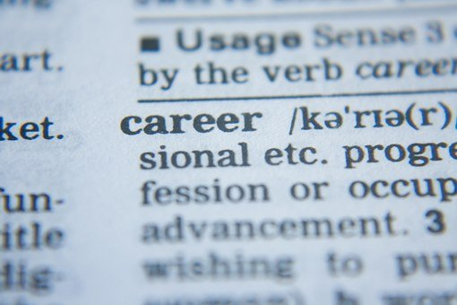Career, Word, Dictionary, Knowledge, Definition, Paper