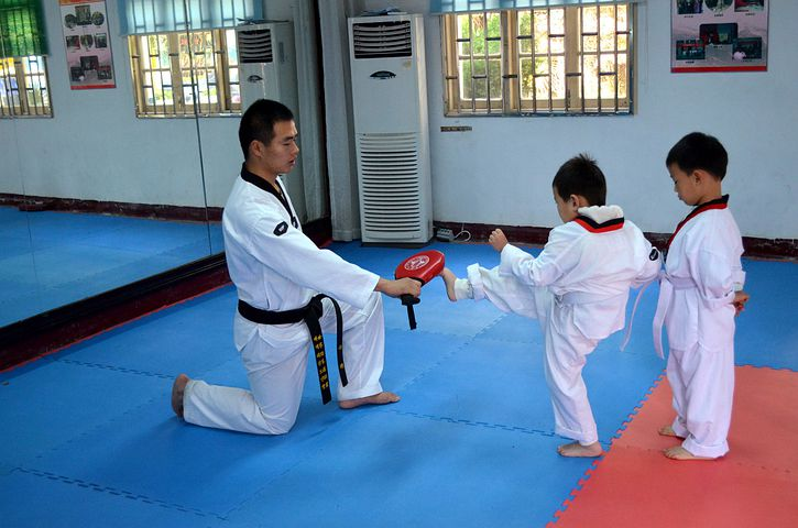 Martial, Arts, Class, Train, Training, Karate, Kung Fu