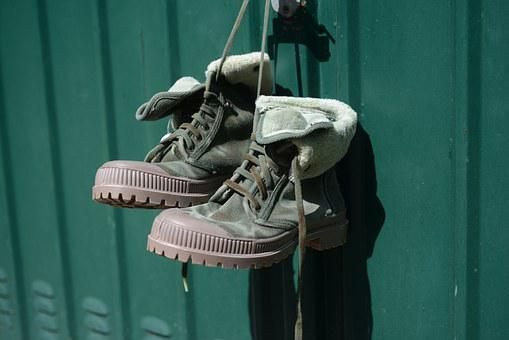 Shoes, Easily, Leisure, Shoelace, Feet, Exceptional