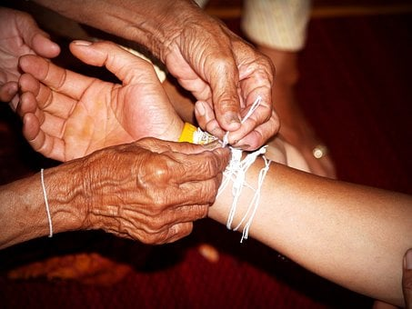 Hand, Hold, Care, Help, Elderly, Old, Senior, Aged