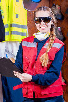Industrial, Security, Logistic, Work Clothes