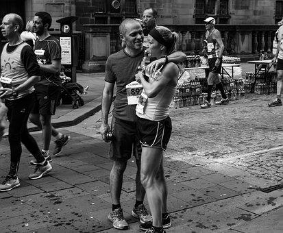Marathon, Runners, Fitness, Run, Healthy, Athlete
