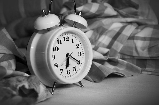 Alarm Clock, Stand Up, Time Of, Sleep, Bed, Wake Up