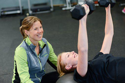 Fitness, Personal Training, Women, Exercise, Strength