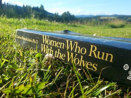 Book, Reading, Read, Women, Wolf, Wolves, Literature