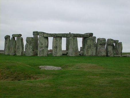 Stonehenge, Stones, Megalithic Monument