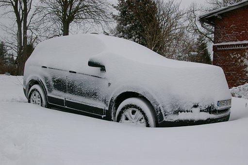 Snow, Snowed In, Winter, Snowy, Wintry, Cold