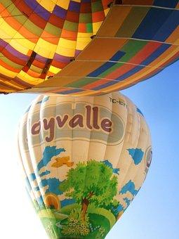 Hot Air Balloons, Cappadocia, Hot Air Balloon Ride