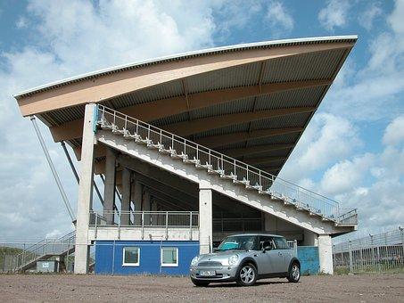 Mini, Bmw, Mini One, Zandvoort, Race Track, Asphalt