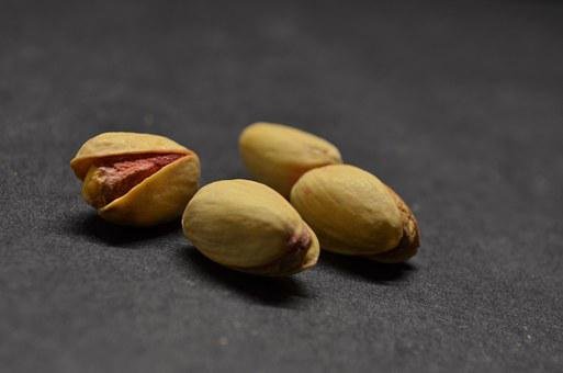 Pistachios, Nuts, Food, Snack, Seeds, Ingredients