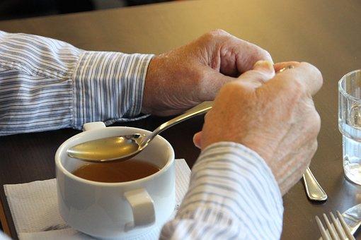 Soup, Consommé Cup, Eat, Delicious, Wedding Soup