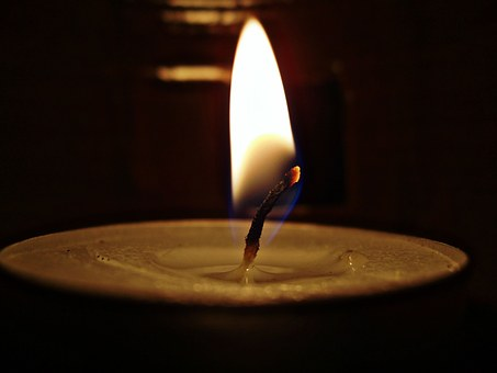 Candle, Fire, Flame, Wax, Burning, Flames, Yellow