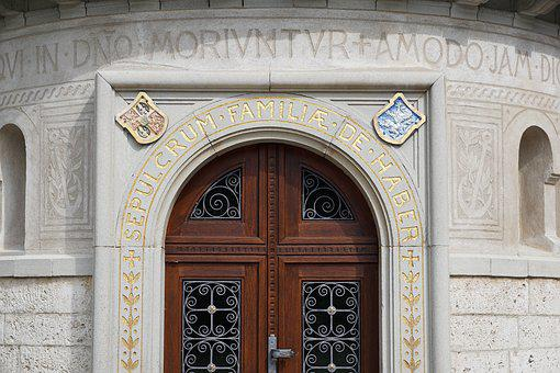 Beuron, Monastery, Architecture, Germany, Door, Goal