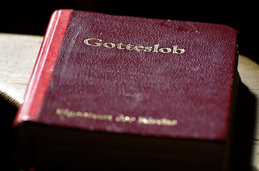 Hymnal, Book, Faith, Christian, God, Christianity