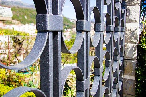 Steel Grating, Decorative Lattice, Wrought-iron Grating