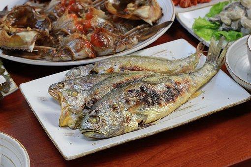 Gulbi, Traditional Korean Meal, Fishery, Fresh, Seafood