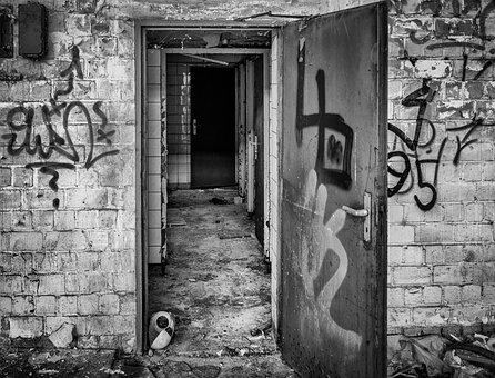 Lost Places, Pforphoto, Keller, Leave, Underground