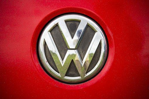 Volkswagen, Car, Logo