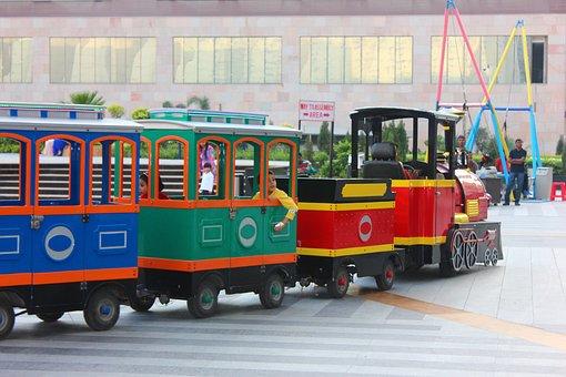 Toy, Train, Children, Child, Childhood, Wooden
