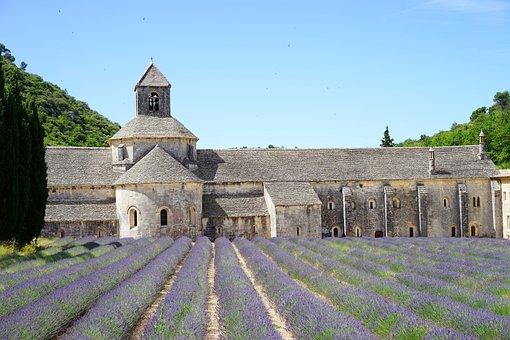 Monastery, Abbey, Notre Dame De Sénanque