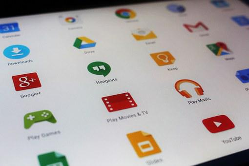 Tablet, Screen, Apps, Android, Technology, Computer