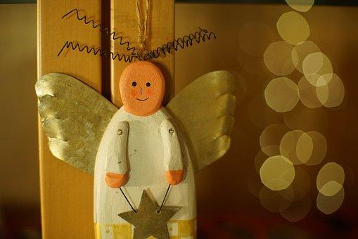 Christmas, Decoration, Santa Claus, Celebrate