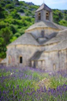 Abbaye De Sénanque, Monastery, Abbey