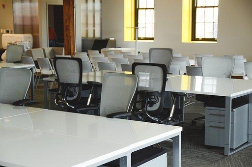 Seminar, Class Room, School, Tables, Chairs, Room