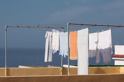 Laundry, Dry, Clothes Line, Hang, Budget, Clothes Peg