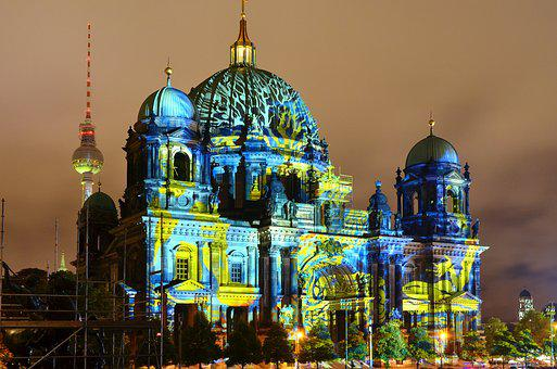 Berlin Cathedral, Dom, Berlin, Building, Architecture
