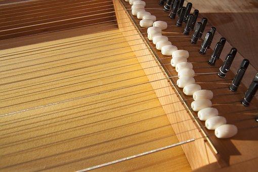 Monochord, Canon, Musical Instrument