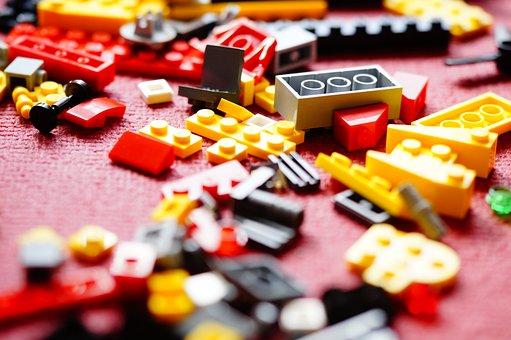 Lego, Build, Building Blocks, Toys, Children, Play