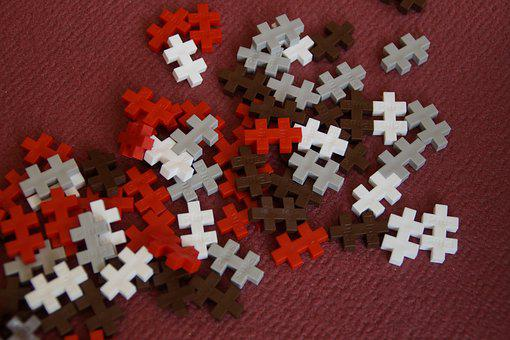 Puzzle, Pieces Of The Puzzle, Play, Share