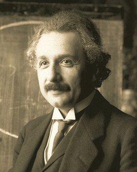Albert Einstein, Portrait, Person, Scientists