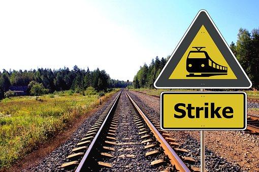 Rail, Rail Traffic, Train, Schedule, Chaos, Strike