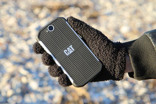 Smartphone, Cat S40, Cat, Waterproof, Dustproof