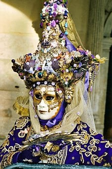 Mask, Face, Clothing, Cover, Carnival, Masks, Palace