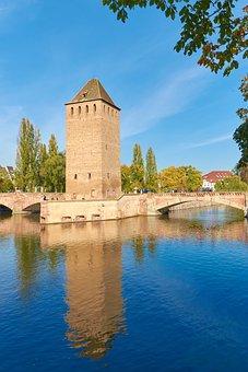 Alsace, Henry Tower, Pont Envelopes, Canon Bastion