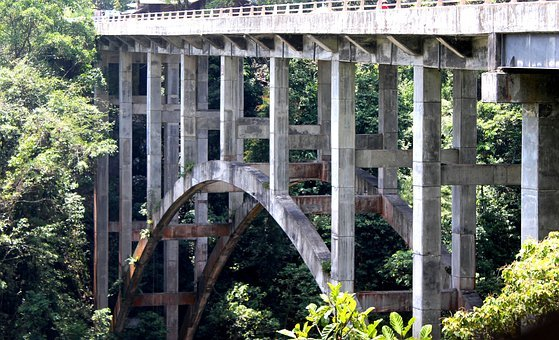 Jembatan Perak Piket Nol, Lumajang, Jawa Timur