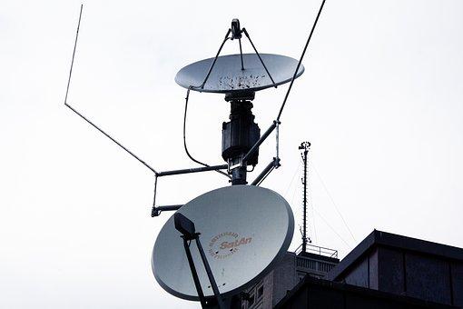 Satellite Dishes, Reception, Satellite Broadcasting