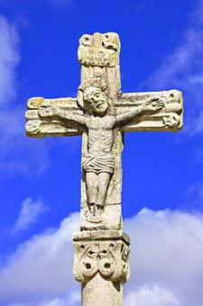 Cruz, Cruise, Christ, Crucified, Image, Passion