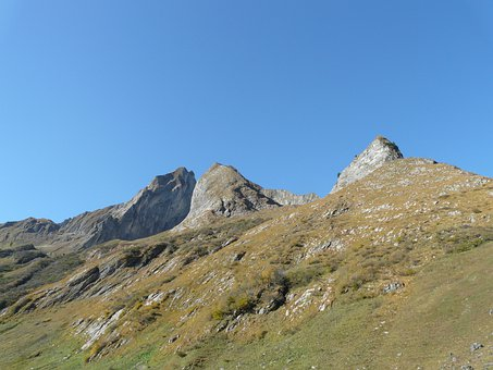 Höfats, Mountains, Summit, Small Höfats, Upper Hole