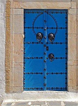 The Door, Entrance Doors, Door Knocker, Jamb