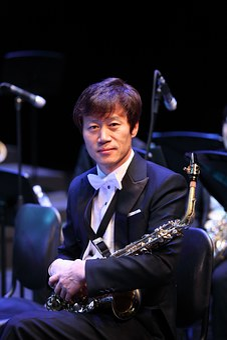 Saxophone, Ensemble, Big Band