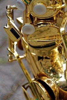 Saxophone, Instrument, Musical Instrument